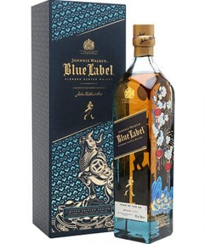 Johnnie Walker Blue – Chinese Year Of The Ox Blend