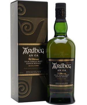 Ardbeg An Oa Single Malt Whisky Spirits
