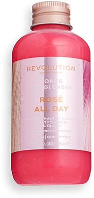 Revolution Hair Tones for Blondes – Rose All Day Bath & Body