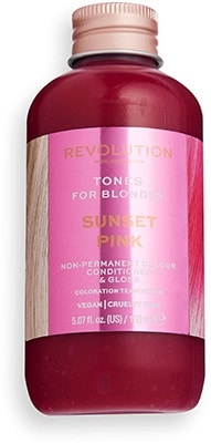 Revolution Hair Tones for Blondes – Sunset Pink Bath & Body