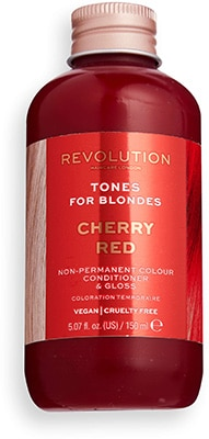 Revolution Hair Tones for Blondes – Cherry Red Bath & Body