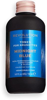 Revolution Hair Tones for Brunettes – Midnight Blue Bath & Body