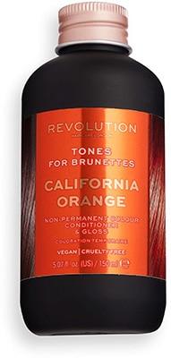 Revolution Hair Tones for Brunettes – California Orange Bath & Body