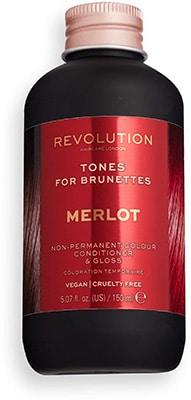 Revolution Hair Tones for Brunettes – Merlot Bath & Body