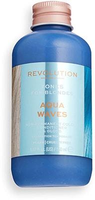 Revolution Hair Tones for Blondes – Aqua Waves Bath & Body