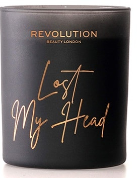 Revolution Lost My Head Scented Candle Accessories