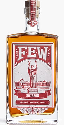 Few Straight bourbon whiskey Bourbon & Rye