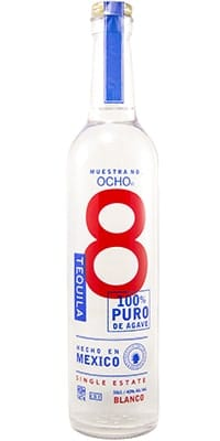 Tequila Ocho Blanco Spirits