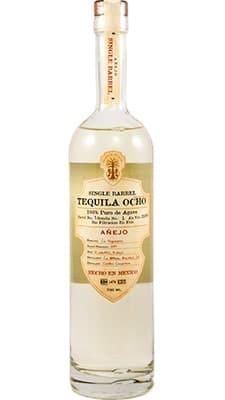 Tequila Ocho Anejo Single BARREL Tequila & Mezcal