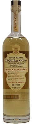 Tequila Ocho extra Anejo Single Barrel Tequila & Mezcal