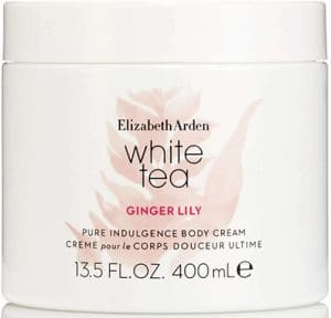 Elizabeth Arden White Tea Ginger Lilly* Body Cream Bath & Body