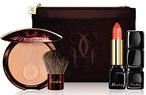 Guerlain Makeup Ritual Set Terracotta + Kisskiss Lips Guerlain