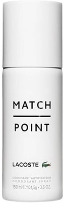 Lacoste Match Point* Body Spray Bath & Body