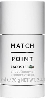 Lacoste Match Point* Deosorant Stick Bath & Body