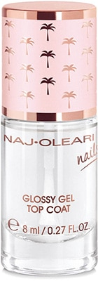 Naj Oleari Glossy Gel Top Coat Makeup