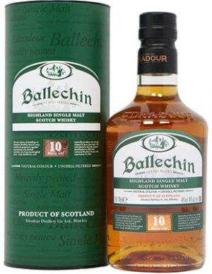 Ballechin 10 year old Single Malt