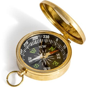 Authentic Models Small Compass Accessories