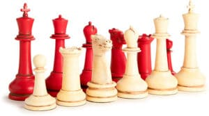 Authentic Models Classic Staunton Chess Set Accessories