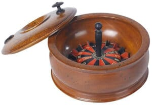 Authentic Models Roulette Accessories
