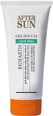 Bioearth Sun Shower Gel – Aloe Vera Bath & Body