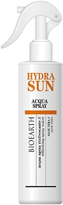 Bioearth Body Water Spray – Aloe Vera Bath & Body