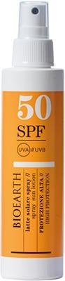 Bioearth Spray Sun Milk SPF 50 Bioearth