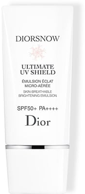 Diorsnow – Ultimate UV Shield: Skin-Breathable Brightening Emulsion – SPF 50+ PA++++ Brightening & Glow