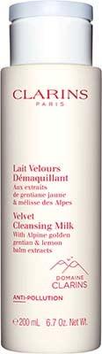 Clarins Velvet Cleansing Milk Clarins