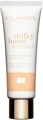 Clarins Milky Boost Cream BB Cream & CC Cream