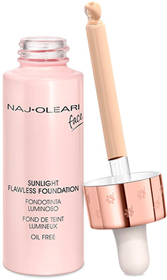 Naj Oleari  Sunlight Flawless Foundation Complexion