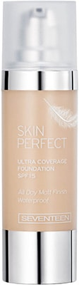 Seven7een Skin Perfect Ultra Coverage Waterproof Foundation Complexion