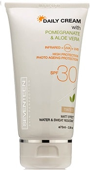 Seven7een Daily Cream SPF30 Tinted Complexion