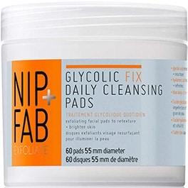 NIP+FAB Glycolic Fix* Daily Pads Face Treatment