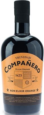 Ron Companero Elixir orange Rum