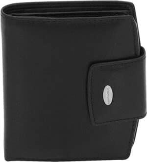 Friedrich Wallet Leather – Black Accessories