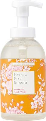 Heathcote & Ivory  Pinks & Pear Blossom – Foaming Hand Wash Bath & Body