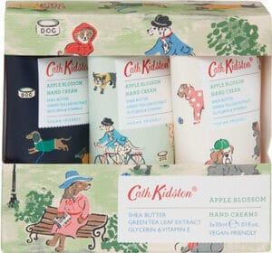 Cath Kidston  Park Dogs – Hand Cream Trio Bath & Body