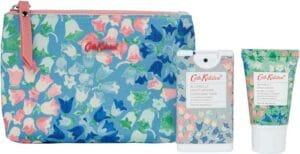 Cath Kidston  Bluebell – Cosmetic Pouch ( Hand Cream & Moisturising Anti Bacterial Hand Spray) Bath & Body