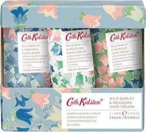 Cath Kidston  Bluebell – Hand Cream Trio Bath & Body