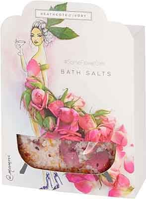 Heathcote & Ivory  Meredith Wing – Bath Salts Bath & Body