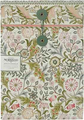 Morris & Co Jasmine & Green Tea – Scented Drawer Liners x5 Accessories