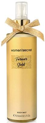 Women'Secret Forever Gold Bath & Body