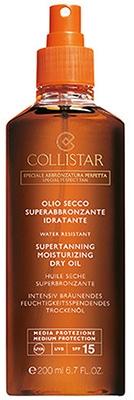Collistar Super Tanning Dry Oil Spf 15 Collistar