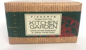 Fikkerts  Kitchen Garden Rosemary /Lemon Thyme Soap Bath & Body