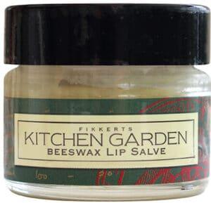 Fikkerts  Kitchen Garden Beeswax Lip Salve Fikkerts