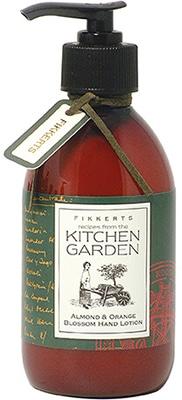 Fikkerts  Kitchen Garden Almond/ Orange Blossom Hand Lotion Bath & Body