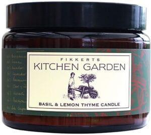 Fikkerts  Kitchen Garden Candle Accessories