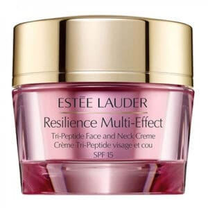 Estee Lauder Resilience Multi-Effect *  Tri-Peptide Face and Neck Creme Spf 15 Estee Lauder