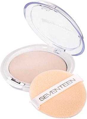 Seven7een Natural Silky Transparent Compact powder Complexion