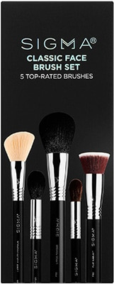 Sigma Classic Face Brush Set Accessories
